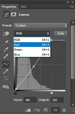 Adjusting RGB colors
