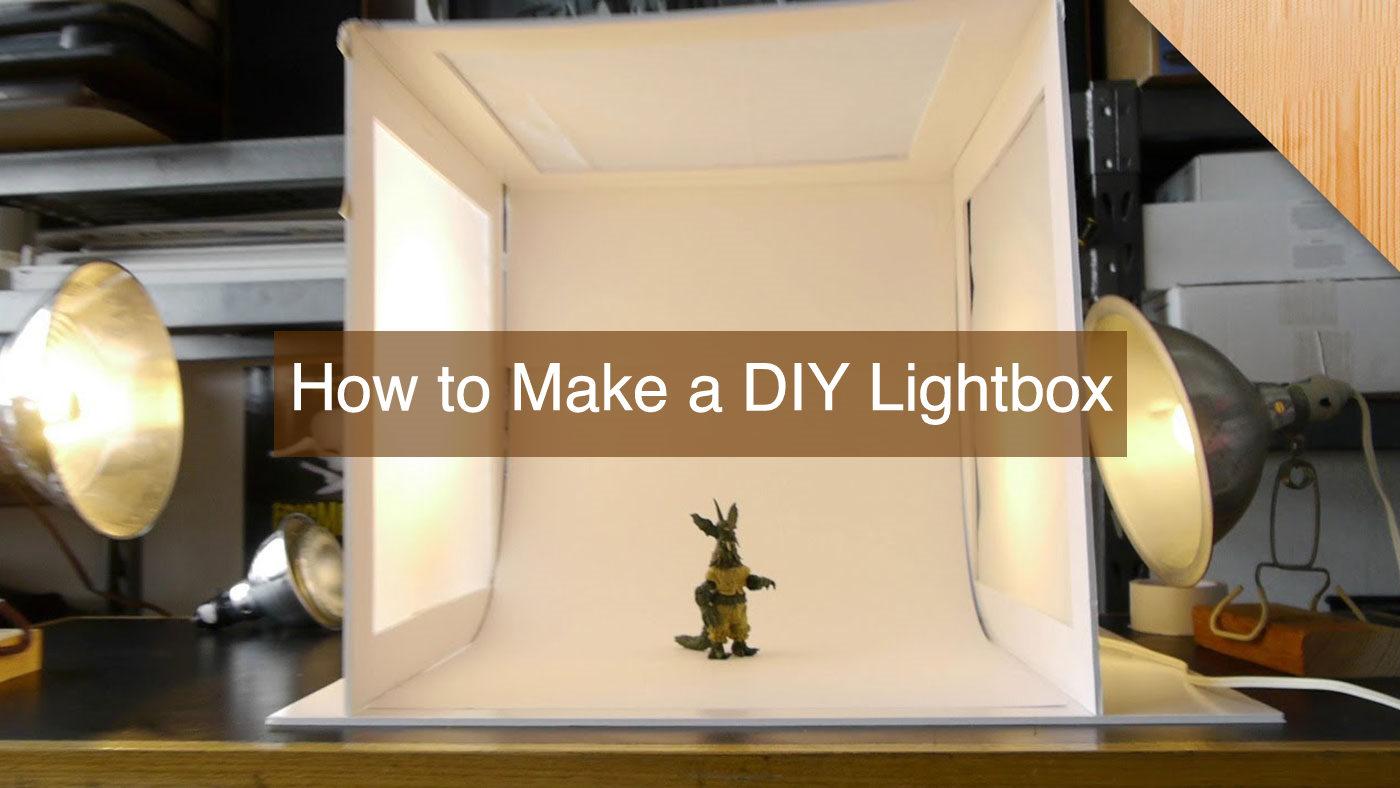 DIY-lightbox