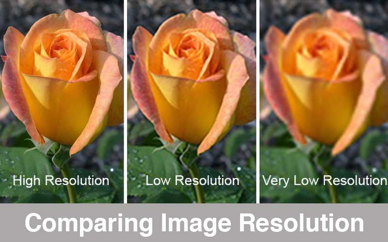 comparing-resolution
