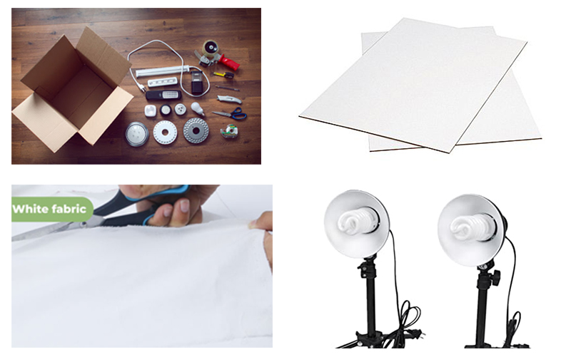 necessary-elements-for-DIY-light-box