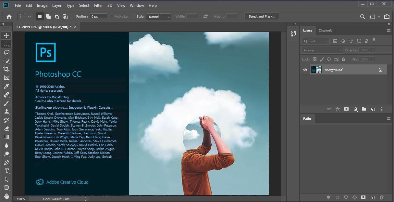 Photoshop CC 2019 Crack: Adobe Photoshop Offline Version
