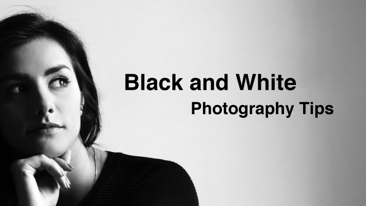 Black and White Portraits