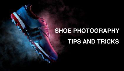 shoe photography tips