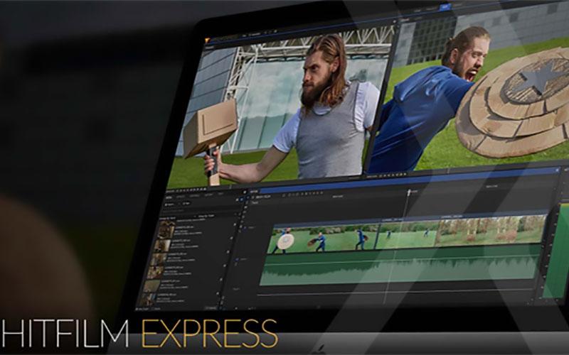 Hitfilms express